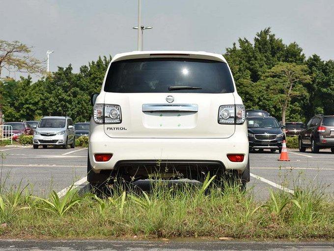 18款日产尼桑途乐SE版 过年大促轻松购车-图7