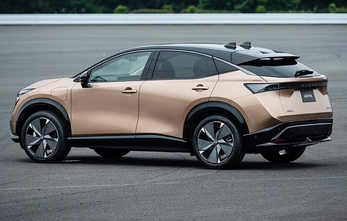东风日产推4款SUV 大号奇骏领衔-尺寸接近途昂-图10