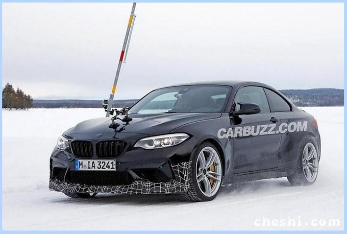 宝马M2新车型曝光 动力远超A45/限量2200辆-图1