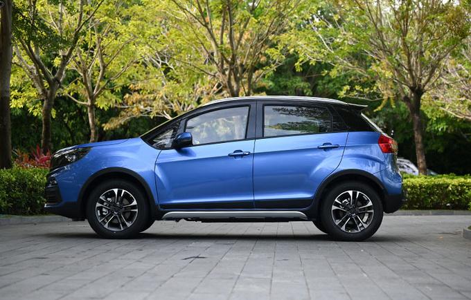 全新吉利新能源SUV不到7万就能买 还看啥比亚迪元-图2