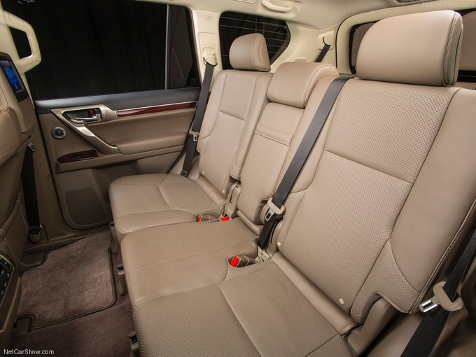 石嘴山雷克萨斯GX460现车 4.6L大排量-图2