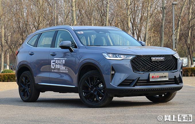 2021年SUV销量排名哈弗H6再夺冠-比博越两倍还多-图1