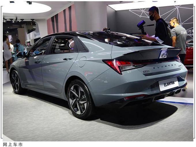 10月7款新车将上市 全新伊兰特领衔/最低售8.98万-图7
