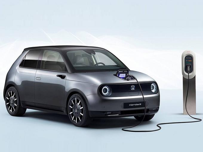 全新本田e纯电动车售价曝光 造型复古/供两种动力-图1