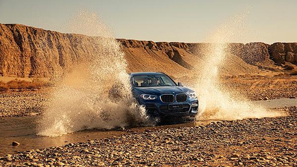 纵戈壁,逐星河 2020 BMW X3体验季展担当本色-图5