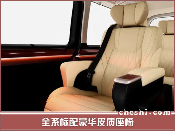 丰田豪华MPV有望入华 比埃尔法更大/能坐9个人-图6