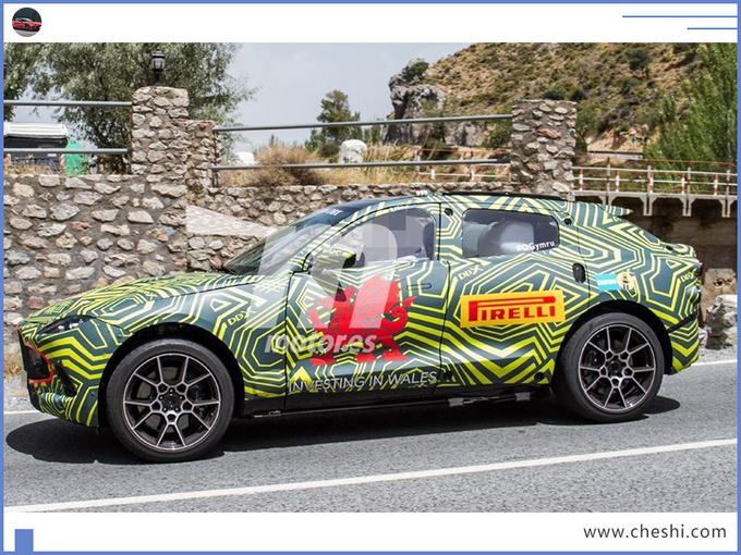 阿斯顿·马丁首款SUV 搭奔驰引擎PK保时捷卡宴-图5