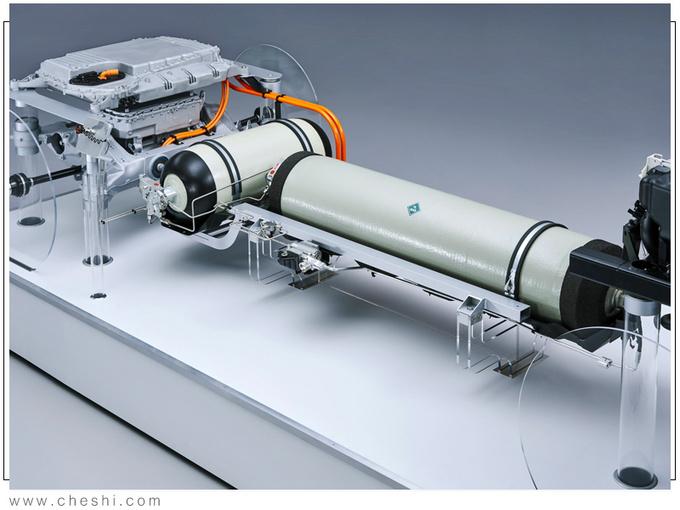 宝马X5新车型配氢燃料电池/与丰田共同研发-图5