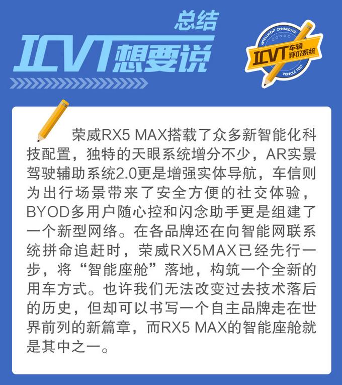 开创智能座舱时代 为何权威报告表示荣威RX5 MAX能做到-图17
