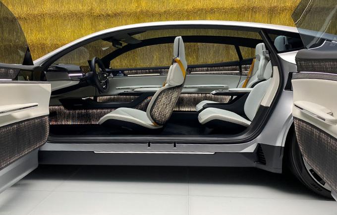 2020北京车展前瞻极星Precept概念车抢先看-图7