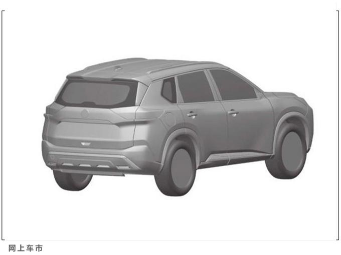 主力SUV齐换代 东风日产将推全新奇骏+逍客-图6