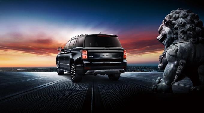 领袖级座驾 全新北京BJ90顶级SUV上市 售69.8万起-图10