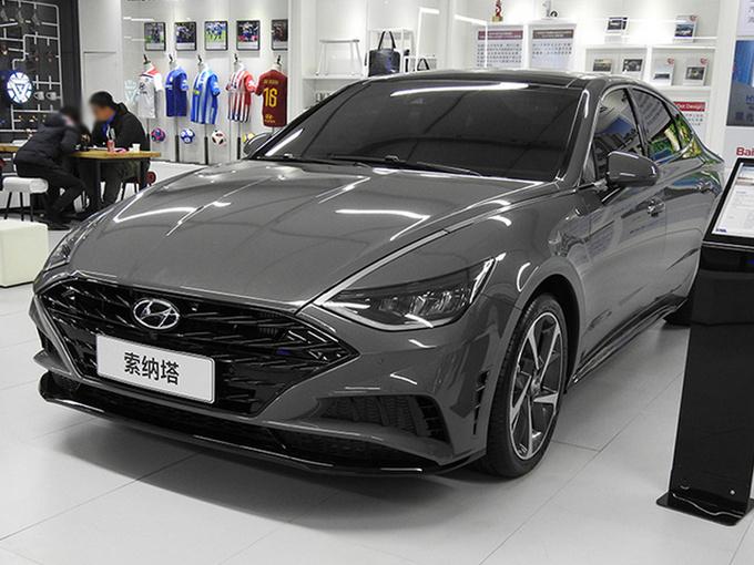 北京现代将发布2款新车 十代索纳塔换1.5T引擎-图1