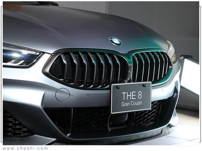 宝马全新8系到店实拍 4.4T引擎/轴距超奔驰GT63-图4