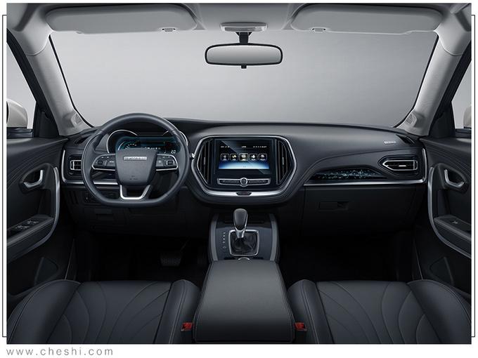 捷途今年推6款中型SUV 最便宜6.49万元就能买-图13