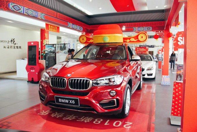 天生浪漫,2018年情人节 遇见BMW 6系GT-图10