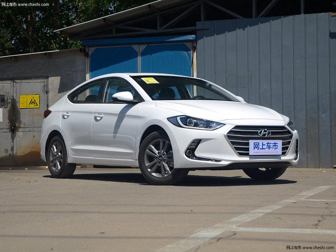 北京现代领动优惠2万元 店内现车销售-图2