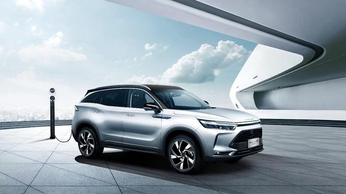 2020北京车展前瞻 RADIANCE概念车与X7-PHEV首发-图2