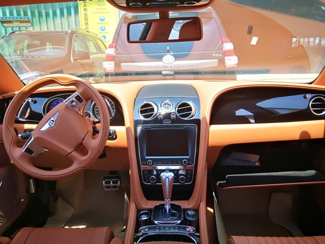 2018款宾利飞驰V8S 欧规平行进口运动版-图6