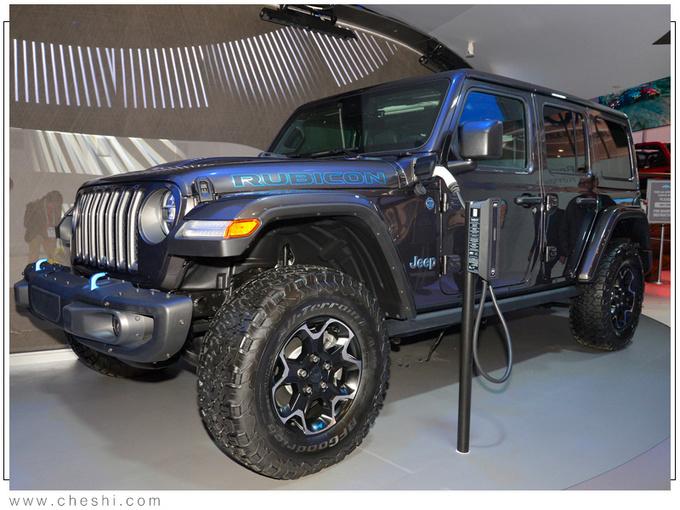 Jeep将在华推3款电动SUV 1.3T+电动四驱系统-图3