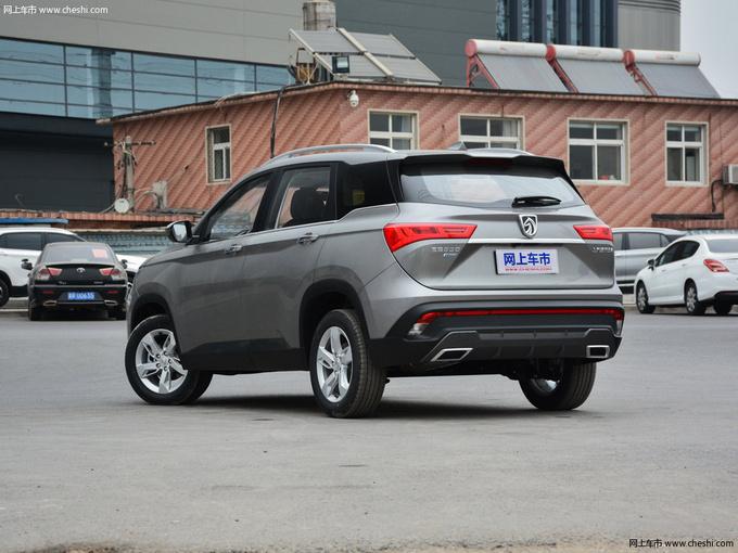 8万元预算还想买省油的SUV只能在这三款里选了-图7