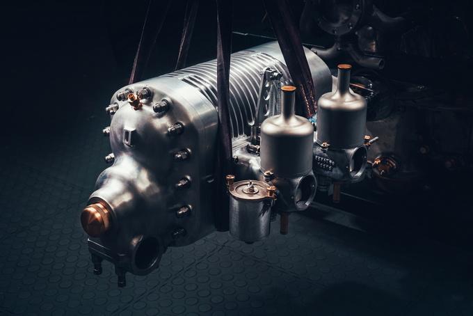 官方复刻 再现1929年宾利Bentley Blower赛车-图5