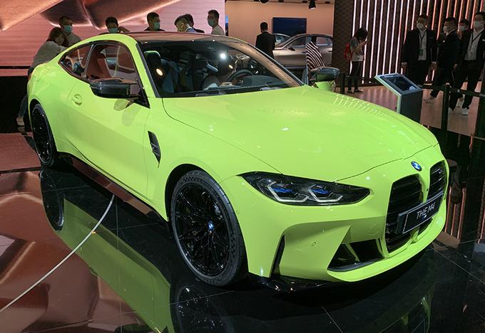 BBA均有新车 北京车展6款热门豪华性能车盘点-图17