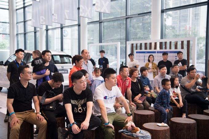 2019全新BMW X3南区首席体验官招募落幕-图4