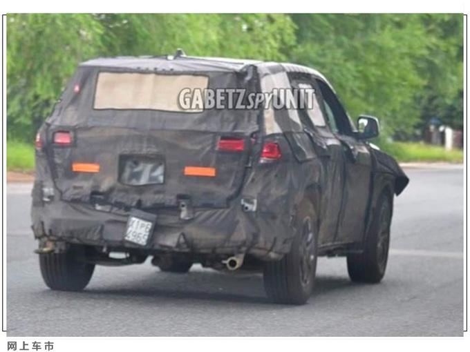 Jeep全新大切诺基谍照 格栅面积或更大/年内发布-图7