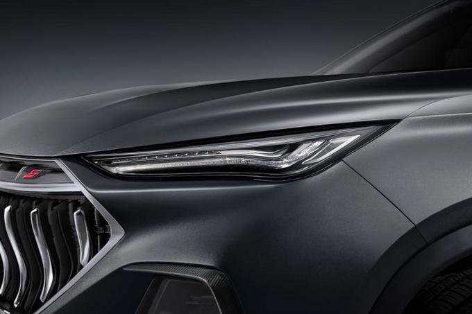 前卫动感的发光体 欧尚X5是如何点亮潮流用车生活-图3