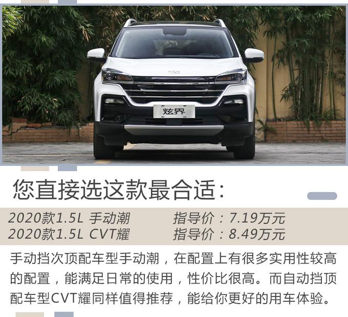 颜值内涵统统有 高性价比SUV炫界哪款值得买-图6