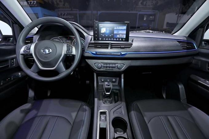 长城风骏7 EV电动皮卡上市25.68-26.68万元-图5