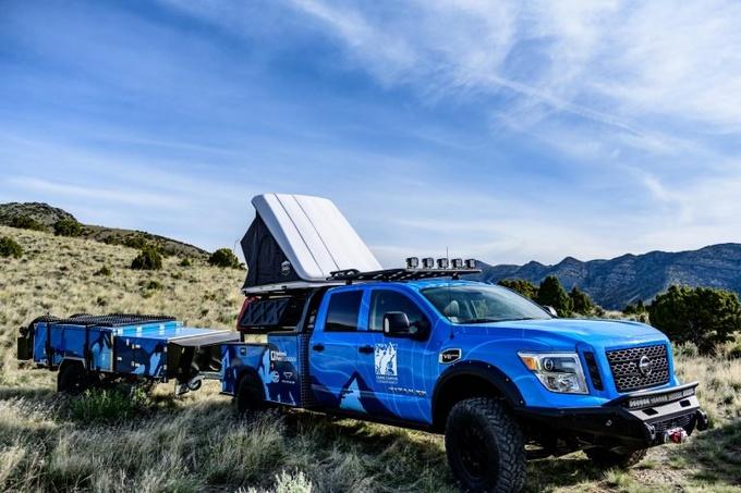 日产推出Titan特别版 5.6L汽油V8动力/534 N•m-图1