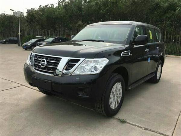 天津港口19款日产途乐SE/XE 低廉价格售-图1