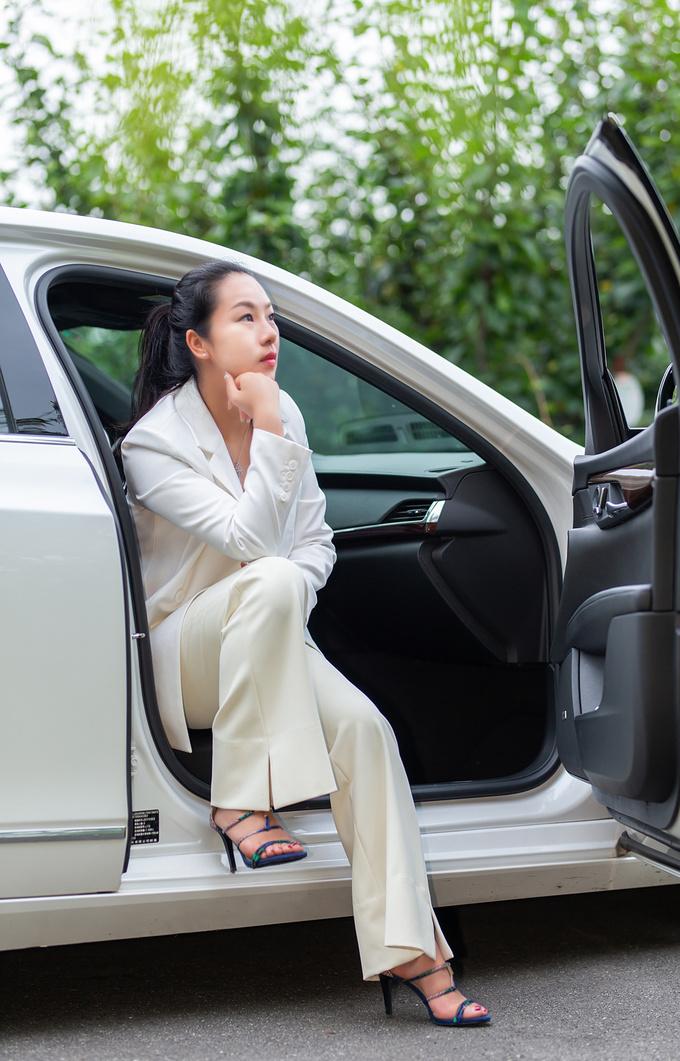 【勿审批】凯迪拉克女车主专访-图19