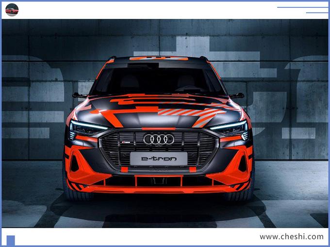 奥迪全新纯电SUV运动版 动力大幅提升11月首发-图3