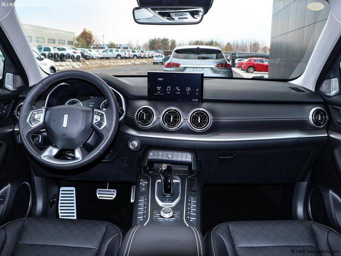 WEY VV6平价销售14.8万起 少量现车销售-图3