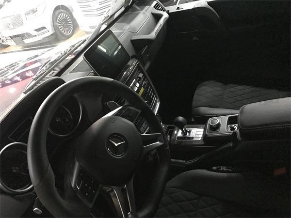 展位17款奔驰G5004x4 心动底价限量抢购-图5