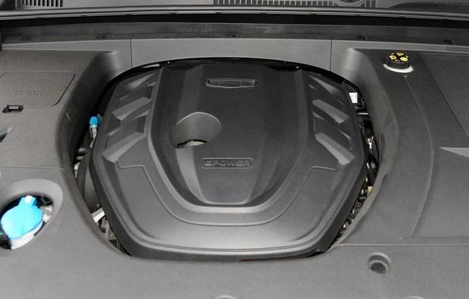 吉利星越L全系搭载2.0T发动机 4月份上海车展发布-图6