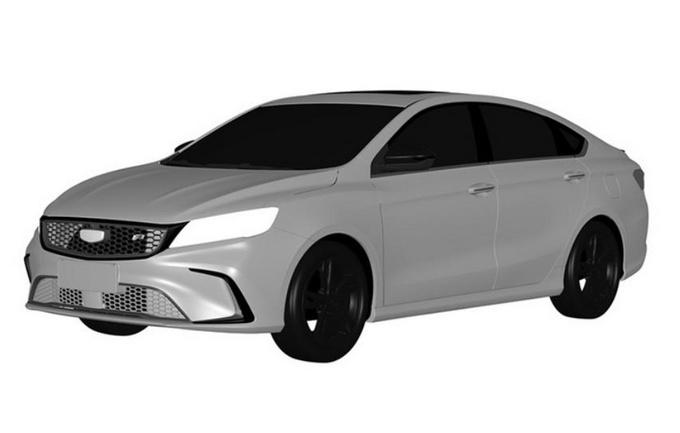 吉利缤瑞新车型曝光 或搭1.0T动力 价格更便宜-图2