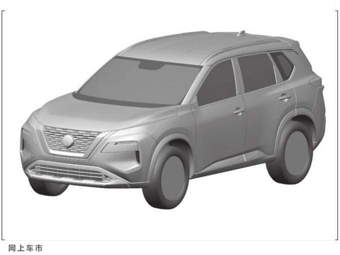 主力SUV齐换代 东风日产将推全新奇骏+逍客-图5