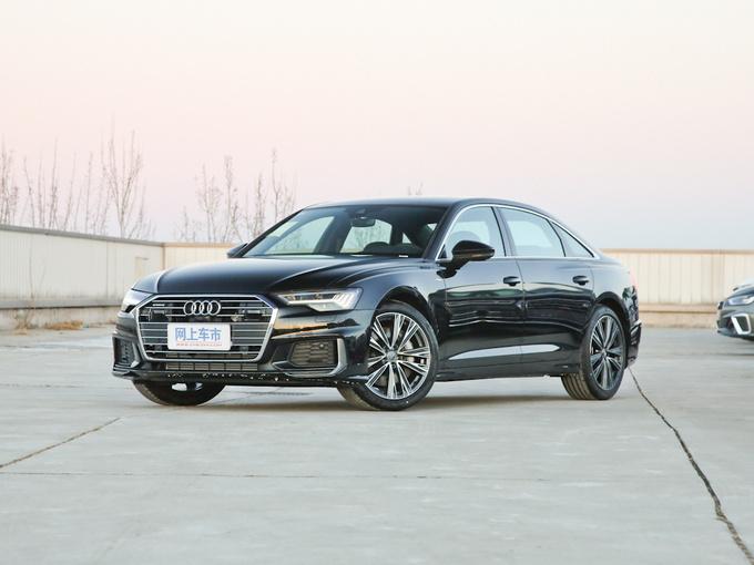 奥迪A6L最高优惠8.2万元 店内现车销售-图1