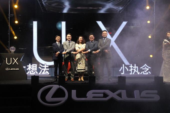 全新雷克萨斯UX东莞上市发布 售26.8万起-图11