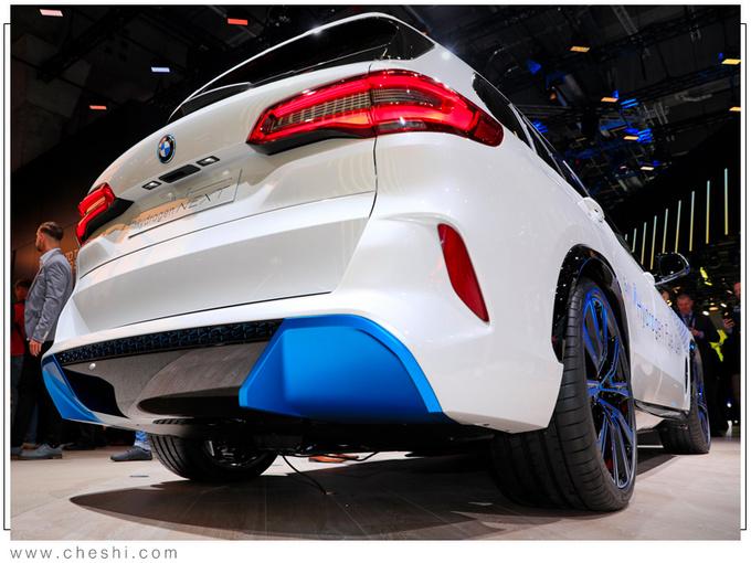 宝马X5新车型配氢燃料电池/与丰田共同研发-图4