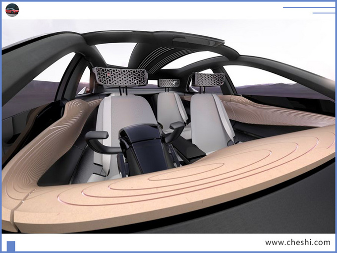 日产全新电动车即将亮相 搭双电机/PK特斯拉-图6