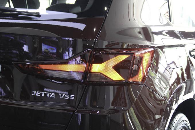 售8.48万元起,捷达VS5成都车展正式上市-图5