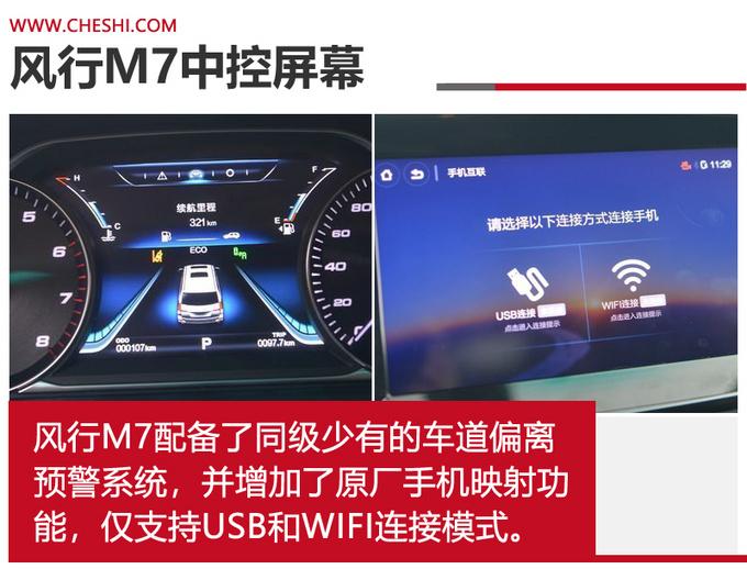 都说自己是旗舰级MPV 风行M7比得上传祺GM8吗-图9