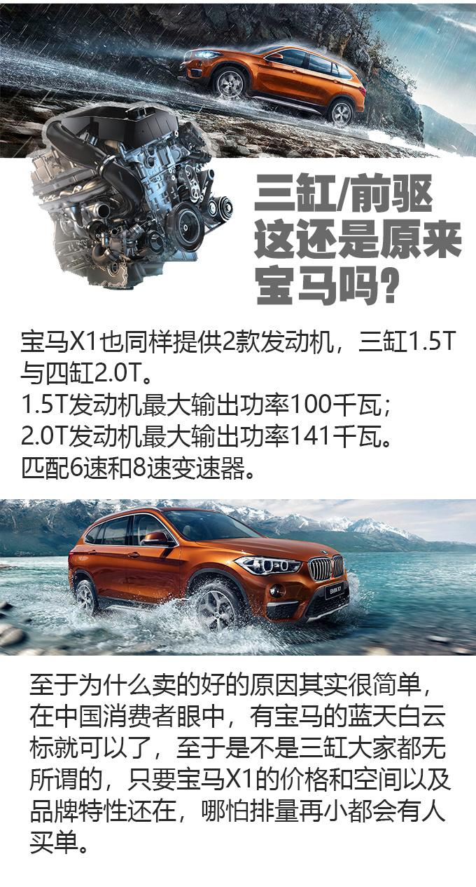 奥迪Q3/宝马X1/奔驰GLB 究竟是谁重新定义豪华SUV-图10