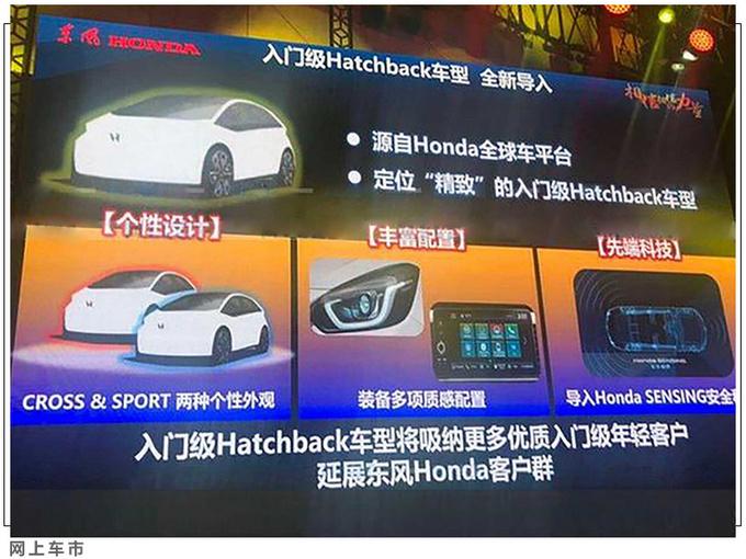 东风本田年内推5款全新车 思域两厢最快7月上市-图13