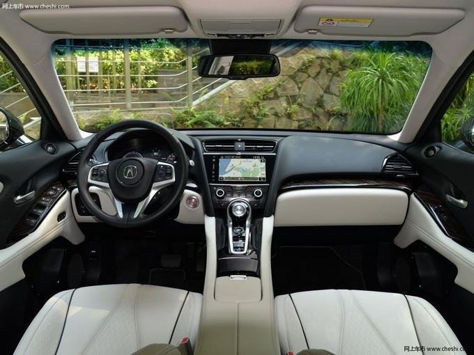 广汽讴歌CDX最高优惠3万元 店内现车销售-图3